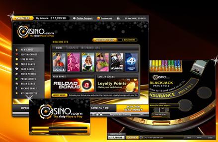 Casino.com bilder